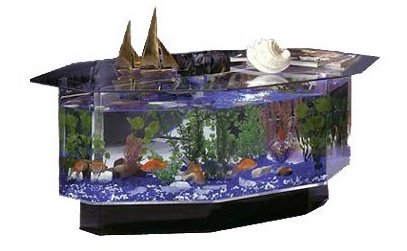 The 3 Best Fish Tank Coffee Tables Available For Sale With