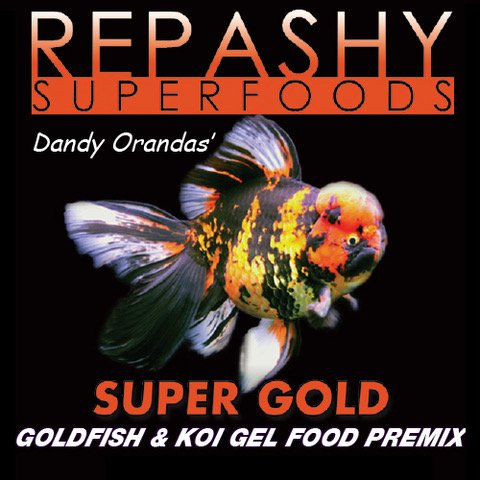 Repashy Super Gold Goldfish and Koi Gel Food